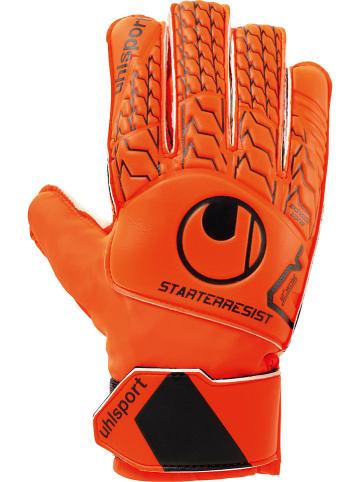 "Uhlsport Torwarthandschuhe ""Starter Resist"" in Orange"