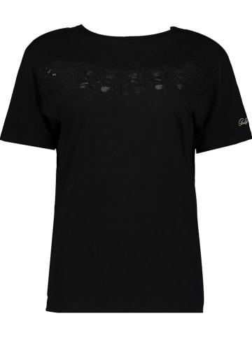 "Geographical Norway Shirt ""Janeka"" in Schwarz"
