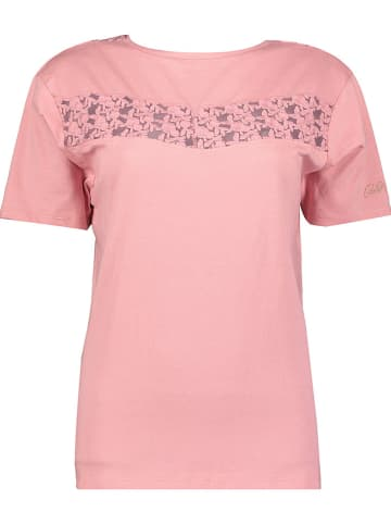 """Geographical Norway Shirt """"Janeka"""" in Rosa"""