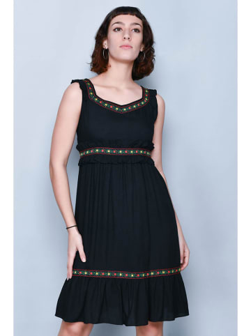 H.H.G. Sukienka w kolorze czarnym