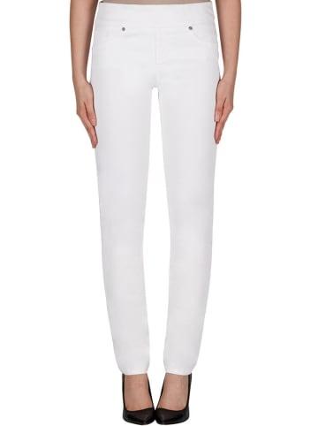 Joseph Ribkoff Spodnie w kolorze białym