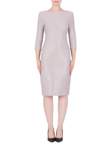 Joseph Ribkoff Sukienka w kolorze beżowym