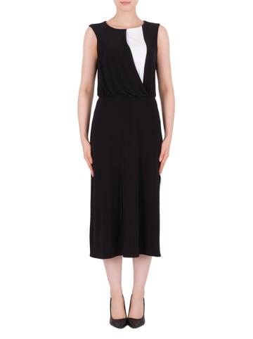 Joseph Ribkoff Sukienka w kolorze granatowo-białym