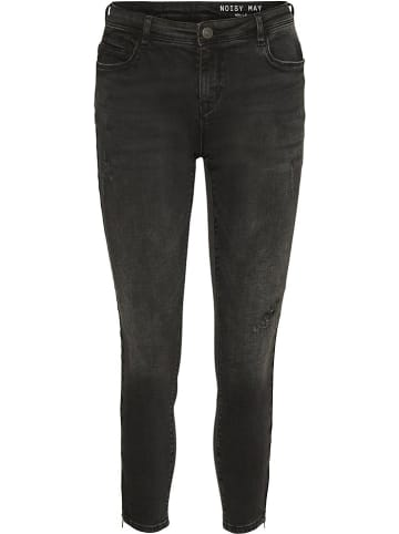 """Noisy may Jeans """"Nmkinny"""" - Skinny fit - in Anthrazit"""