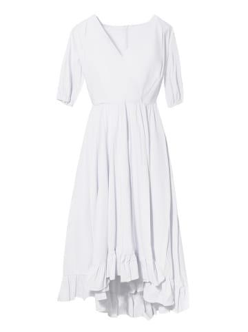 Tova Sukienka w kolorze białym