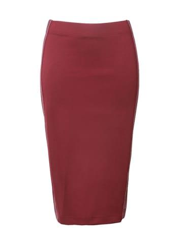 Tova Spódnica w kolorze burgundowym