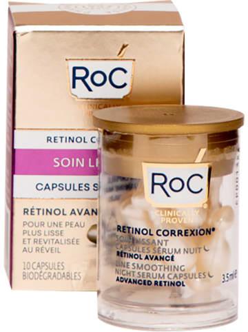 """RoC Nachtserum capsules """"Retional Correxion"""", 10 capsules/ 3,5 ml"""