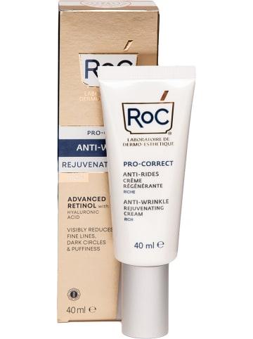 """RoC Gezichtscrème """"Pro Correct"""", 40 ml"""