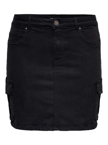 """ONLY Spódnica """"Missouri"""" w kolorze czarnym"""