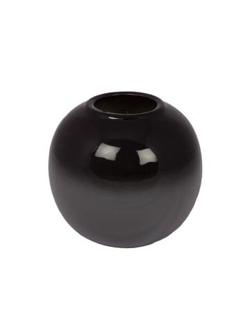Eightmood Wazon w kolorze czarno-szarym - (W)20,5 x Ø 23 cm