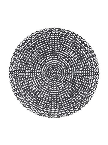 Eightmood Podkładka w kolorze szarym - Ø 38 cm
