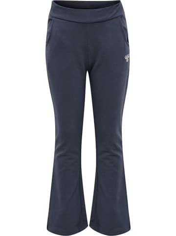 """Hummel Spodnie """"Emma"""" w kolorze niebieskoszarym"""