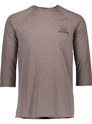 Dakine Koszulka w kolorze szarobrązowym