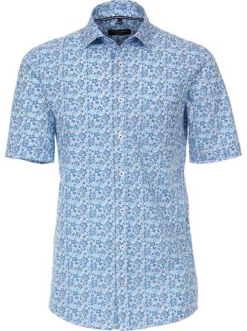 CASAMODA Koszula - Comfort fit - w kolorze błękitnym
