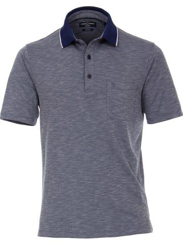 CASAMODA Koszulka polo w kolorze niebieskim