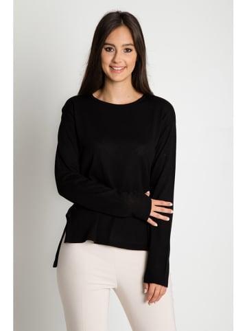 Bialcon Bluzka w kolorze czarnym