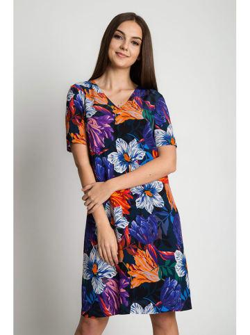 Bialcon Sukienka ze wzorem