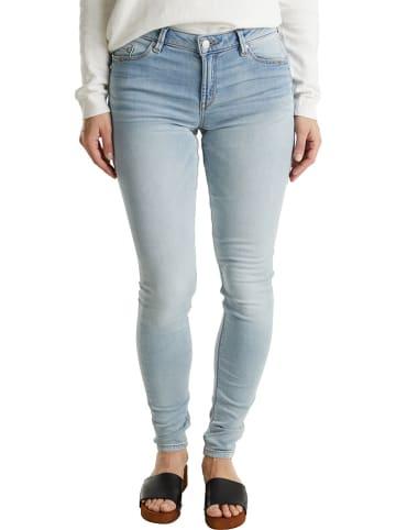 ESPRIT Jeans - Skinny fit - in Hellblau