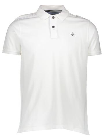 Lerros Poloshirt in Weiß