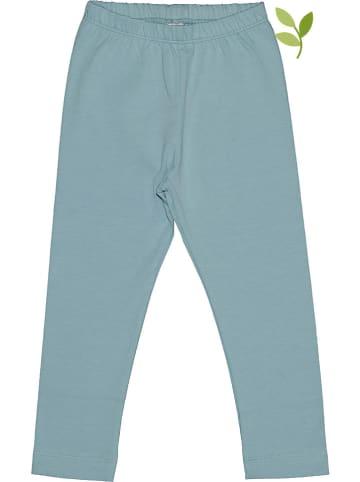 Walkiddy Legginsy w kolorze błękitnym