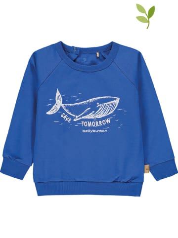Mother Nature & Me Sweatshirt blauw