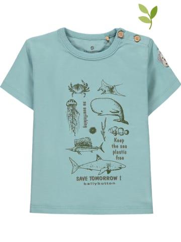 Mother Nature & Me Shirt mintgroen