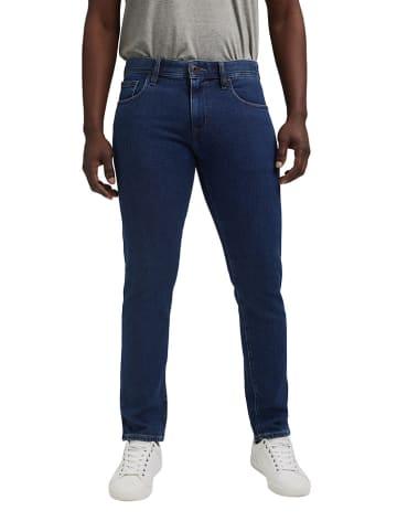 ESPRIT Dżinsy - Slim fit - w kolorze granatowym
