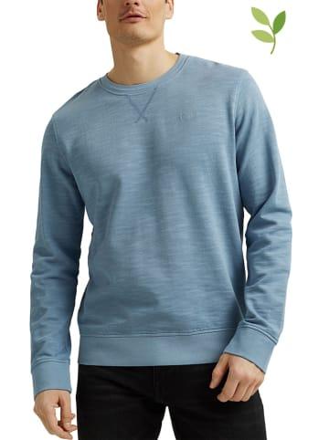 ESPRIT Sweatshirt in Hellblau