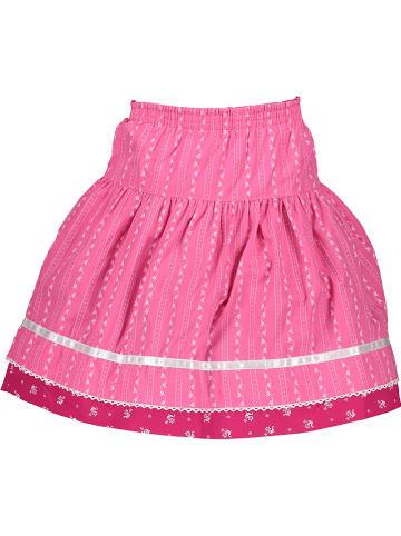 Isartrachten Trachtenwenderock in Pink