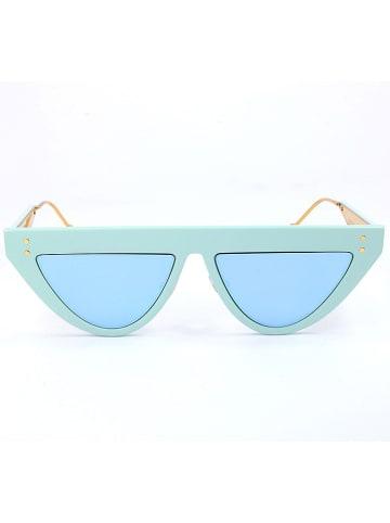 Fendi Damen-Sonnenbrille in Hellblau