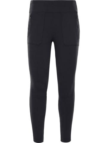 """The North Face Spodnie turystyczne """"Paramount Hybrid"""" w kolorze czarnym"""