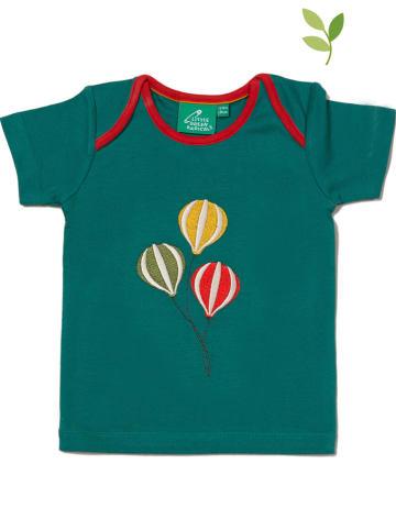 Little Green Radicals Shirt groen