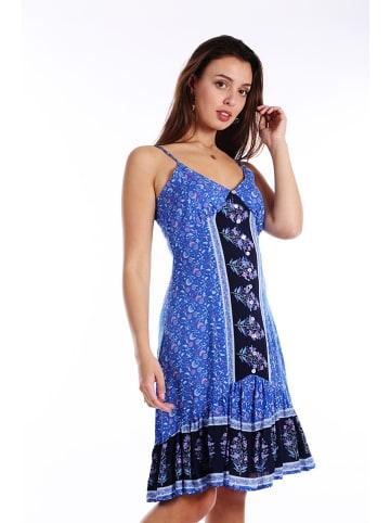 Last Queen Kleid in Blau