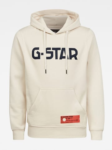 G-Star Hoodie in Beige