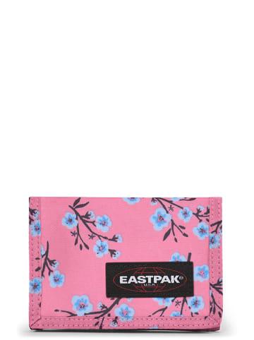 "Eastpak Geldbörse ""Crew"" in Rosa/ Hellblau - (B)13,5 x (H)9,5 cm"