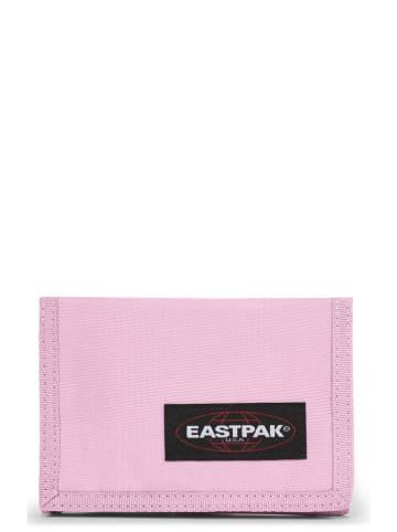 """Eastpak Portfel """"Crew"""" w kolorze jasnoróżowym - 13,5 x 9,5 cm"""