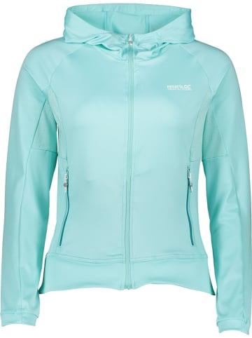 """Regatta Fleece vest """"Cuba"""" turquoise"""