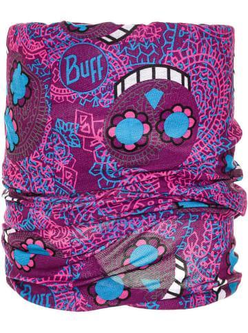 Buff Szal-koło w kolorze fioletowo-czerwonym - (D)92 x (S)21 cm
