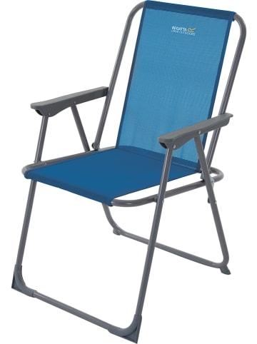 """Regatta Campingstoel """"Retexo"""" blauw - (B)52 x (H)56 x (D)6 cm"""