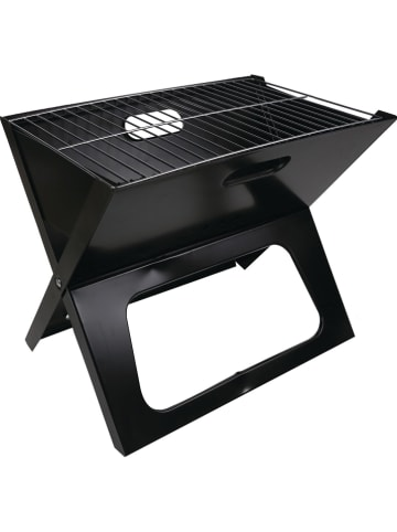 """Regatta Klapgrill """"BBQ Grill"""" zwart - (B)46 x (H)36,5 x (D)28 cm"""