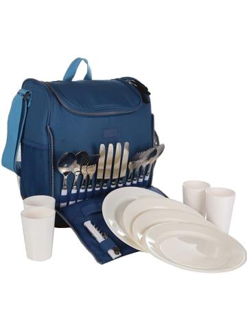"""Regatta Picknicktas """"Stamford"""" donkerblauw - (B)30 x (H)39 x (D)15 cm"""
