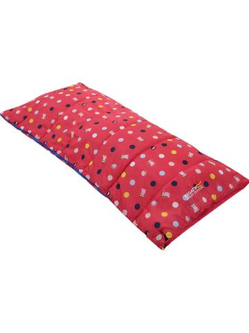 """Regatta Śpiwór """"Peppa Pig"""" w kolorze czerwonym - 145 x 65 cm"""