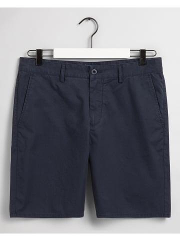 Gant Shorts in Dunkelblau