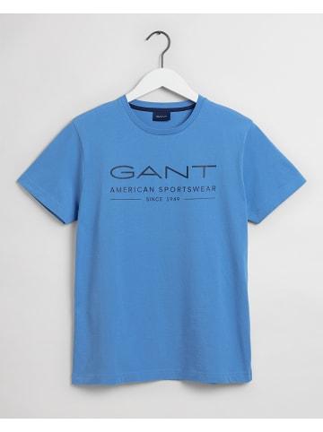 Gant Shirt blauw