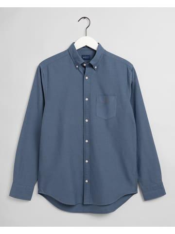 Gant Koszula w kolorze granatowym