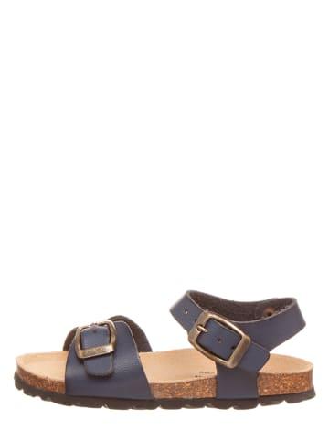 BIO PINGÜIN Sandalen donkerblauw