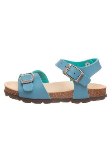 BIO PINGÜIN Sandalen turquoise