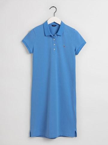 Gant Sukienka w kolorze niebieskim