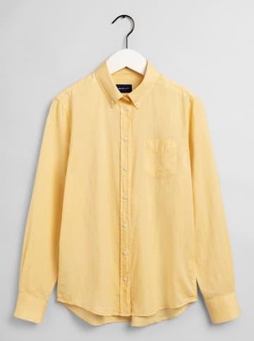 Gant Bluzka w kolorze żółtym