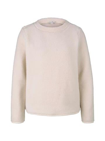 Tom Tailor Sweatshirt beige